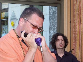 Bill Barrett. copyright : Kris Gibeau
